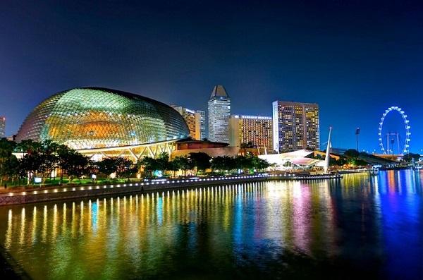 du lịch singapore 4 ngày 3 đêm uy tín