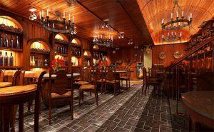 Mang một chút Tây - u vào thiết kế nội thất khiến nơi đây hết sức thích hợp để hẹn hò.