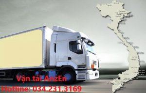 Vận tải hàng hóa đi xa an toàn