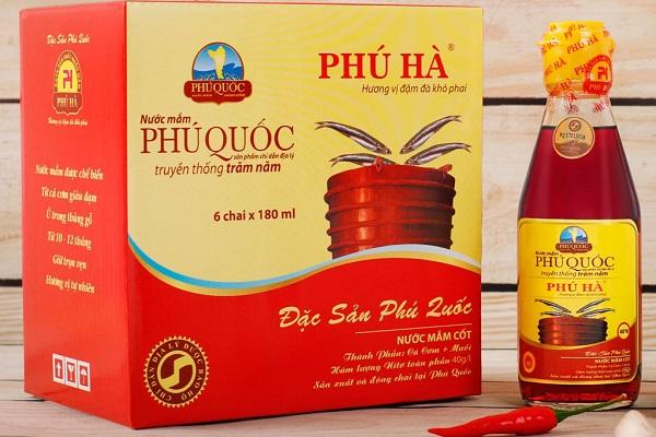 Nước mắm Phú Quốc là nước chấm không thể thiếu trong căn bếp Việt