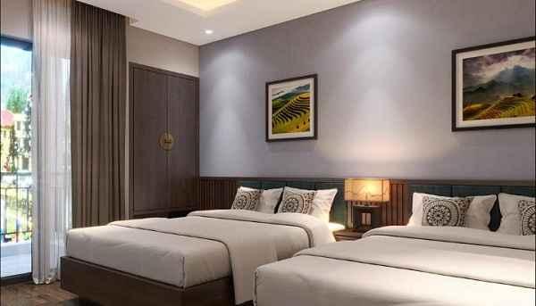 tư vấn thiết kế thi công nội thất khách sạn