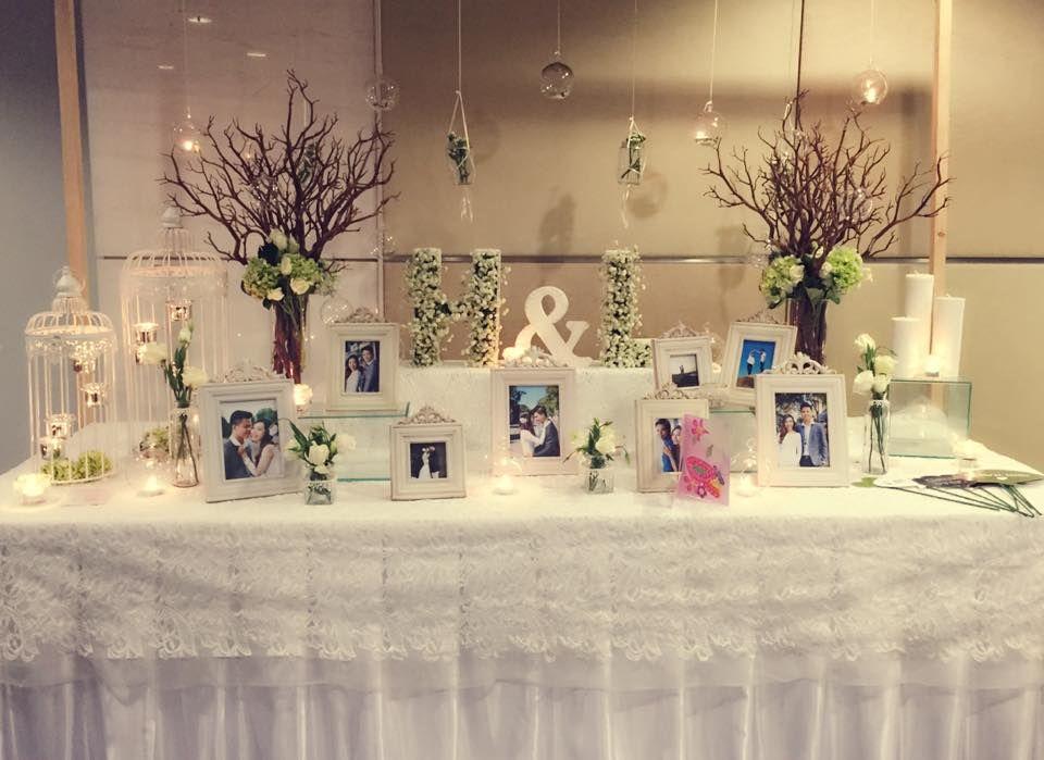 Bàn Gallery wedding