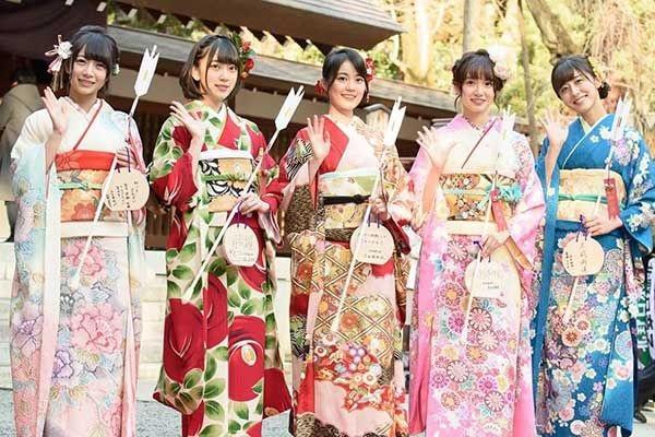 Kimono – Quốc phục Nhật Bản
