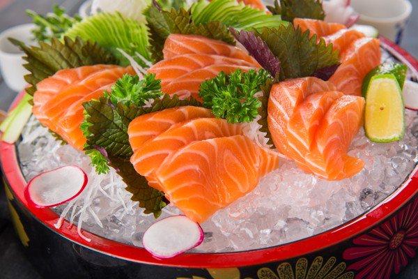 Các món ăn đơn giản chế biến từ cá hồi tốt cho sức khỏe