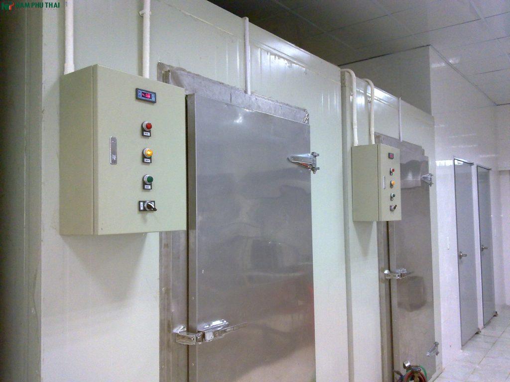 Thiết kế – Lắp đặt kho lạnh công nghiệp chuyên nghiệp