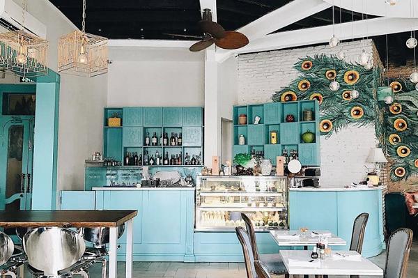 những quán cafe đẹp nhất sài gòn