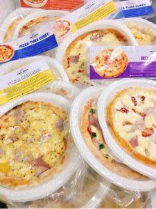 Bánh pizza đông lạnh