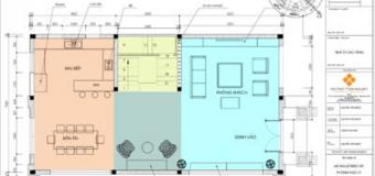 Quy trình thiết kế và thi công nội thất trọn gói
