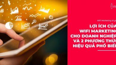 Photo of Wifi marketing là gì? Những lợi ích tuyệt vời của Wifi marketing