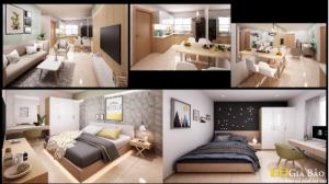 Thiết kế nội thất gia đình chung cư