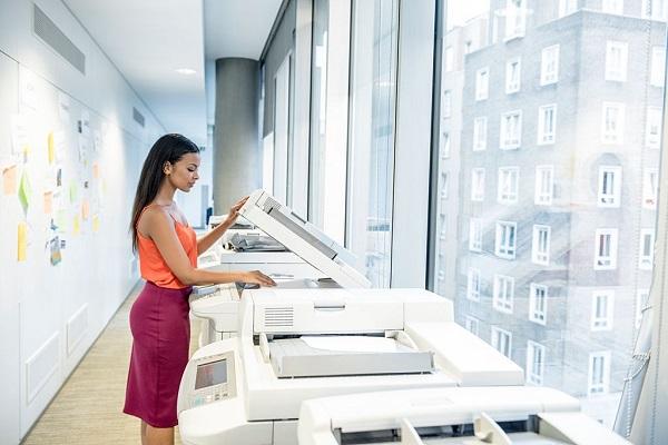 Máy photocopy có vai trò quan trọng trong đời sống hiện nay