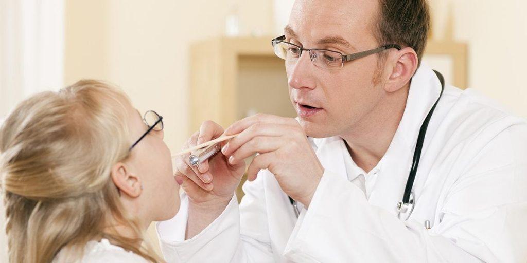 4 bệnh tai mũi họng thường gặp