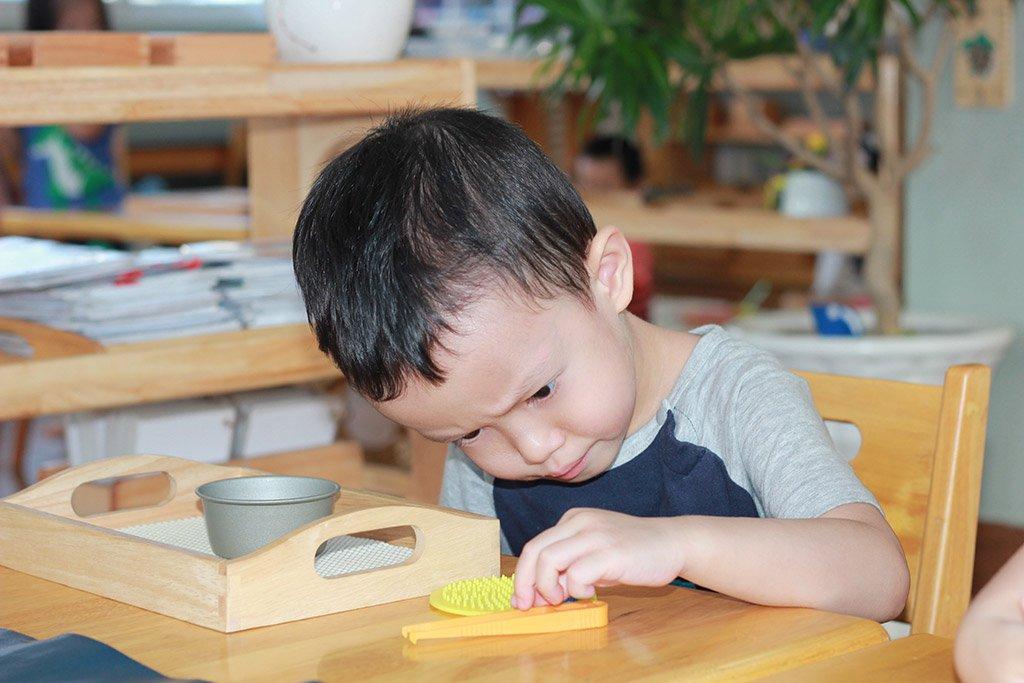 Phương pháp dạy trẻ tự lập