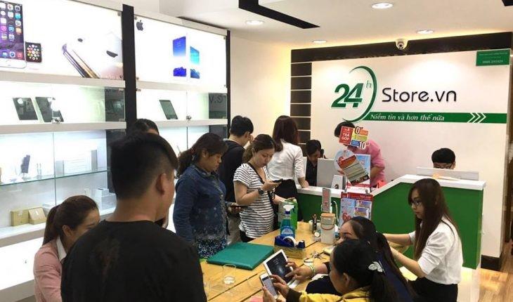 Cửa hàng 24hStore
