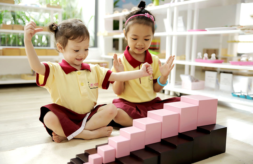 Cha mẹ cần thực hiện phương pháp Montessori như thế nào cho hiệu quả
