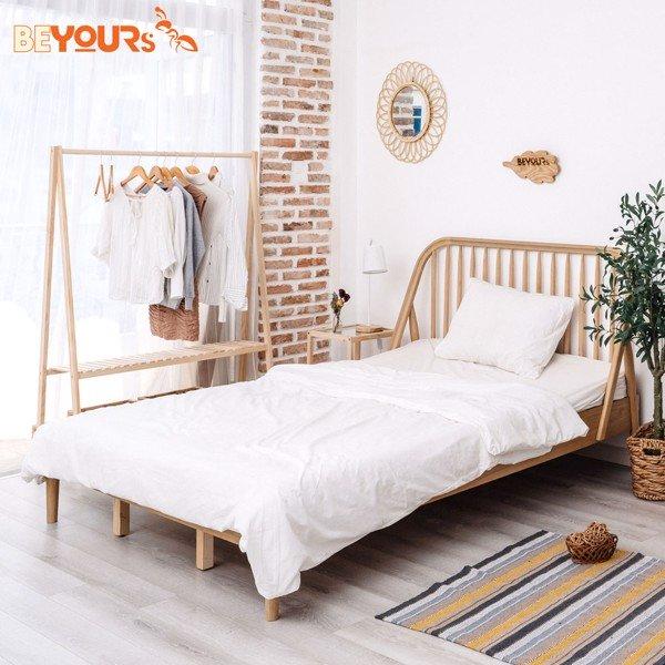Giường ngủ 1m6 Belux Bed Hàn Quốc