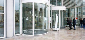 Cửa kính tự động KoDo Hàn Quốc tích hợp tính năng vượt trội
