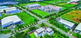 Xu hướng công nghiệp xanh của các khu công nghiệp ở Việt Nam