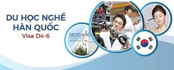 Các ngành du học nghề Hàn Quốc phổ biến nhất hiện nay có thể kể đến: du lịch, thẩm mỹ làm đẹp, ẩm thực, công nghệ ô tô, điện tử.