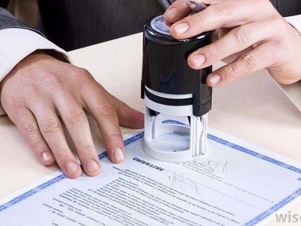 Dịch vụ khắc dấu công ty ở hà nội phổ biến với các doanh nghiệp