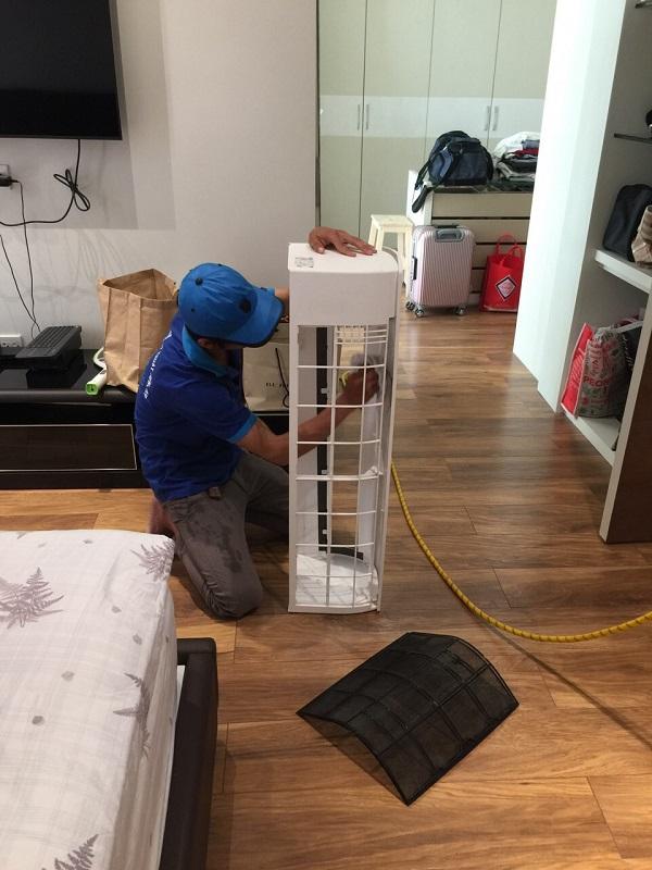 Dịch vụ lắp đặt máy lạnh giá rẻ tại tp Hồ Chí Minh   Điện lạnh Tâm Đức