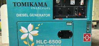Một số ưu điểm nổi bật của máy phát điện gia đình chạy dầu