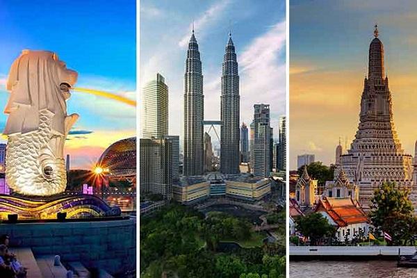 Tour Singapore Malaysia giá rẻ cho gia đình