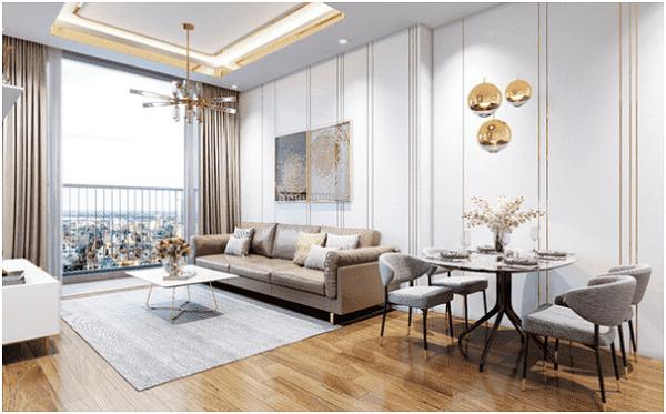 Thi công nội thất chung cư trọn gói bao gồm những gì?