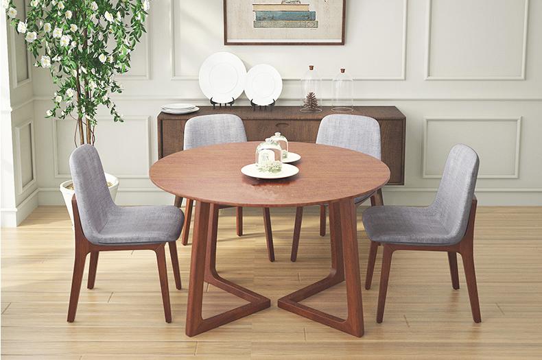 Các đặc điểm và hướng để bàn ăn tròn sao cho phù hợp nhất!