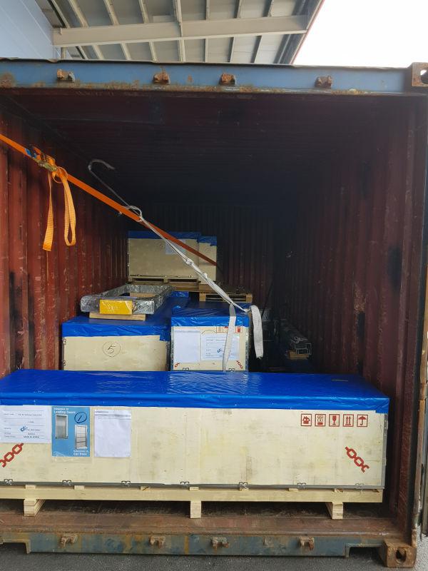 Dịch vụ vận chuyển hàng hóa từ trung quốc về Việt Nam