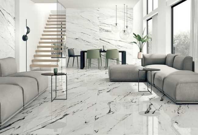 Bật mí địa chỉ cung cấp đá marble màu trắng cao cấp giá rẻ