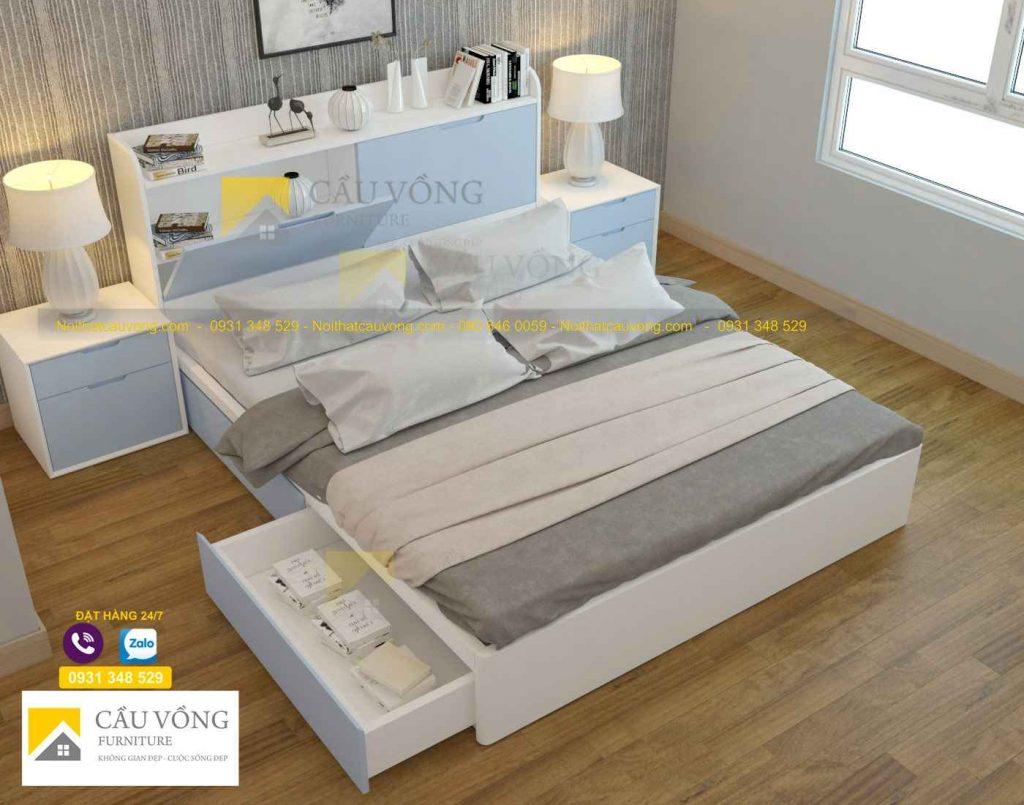 Giường ngủ gỗ cao cấp, giá tốt nhất tphcm