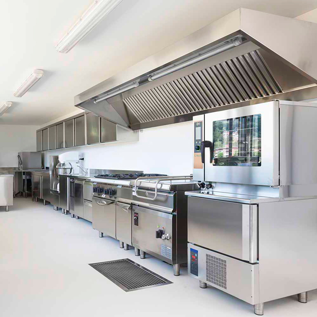 Những điều cần lưu ý khi mua bếp công nghiệp giá rẻ