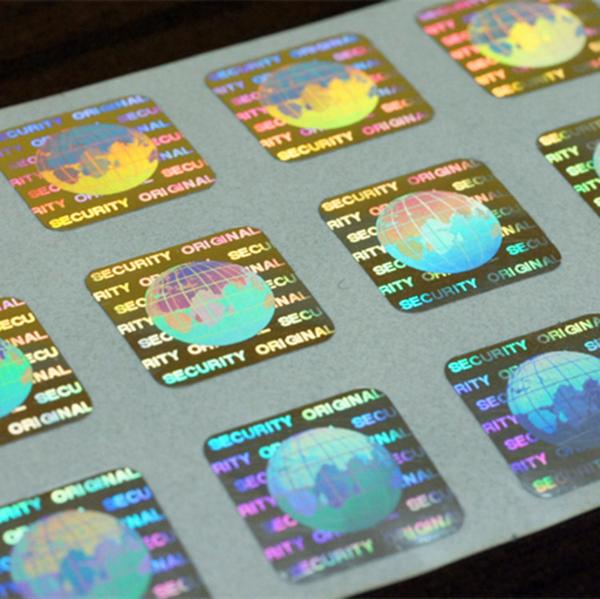 Kỹ thuật in tem 7 màu Hologram là gì?