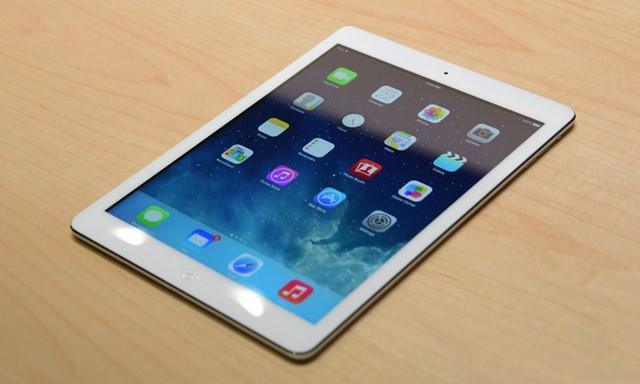 Các tác vụ trên iPad Mini được thực hiện mượt mà