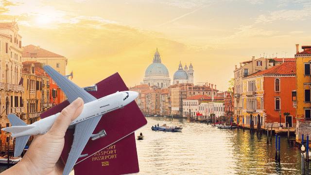 Nên chọn tour du lịch châu âu trọn gói hay tự túc