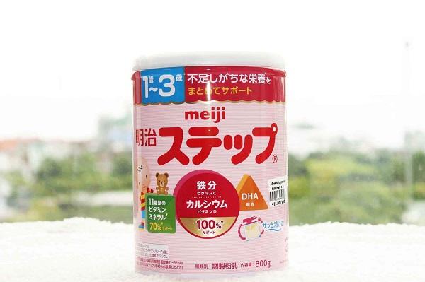 Sữa Meiji nhập khẩu có thật sự tốt cho trẻ?