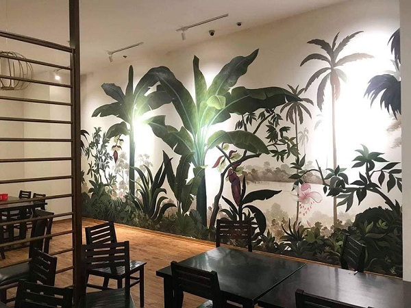 Lợi ích khi sử dụng dịch vụ vẽ tranh tường quán cafe