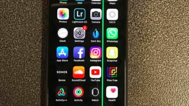Photo of Nguyên nhân và cách khắc phục lỗi iPhone bị sọc màn hình