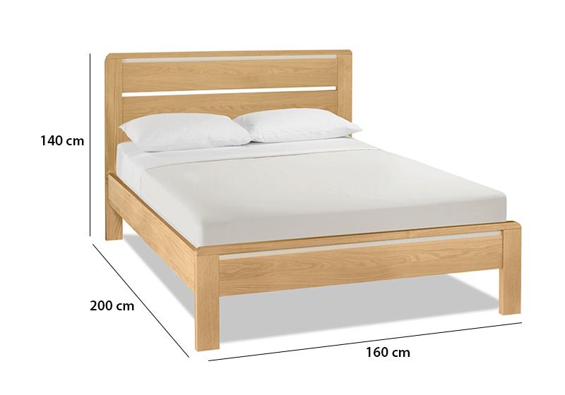 Tìm hiểu kích thước giường tân cổ điển chuẩn nhất