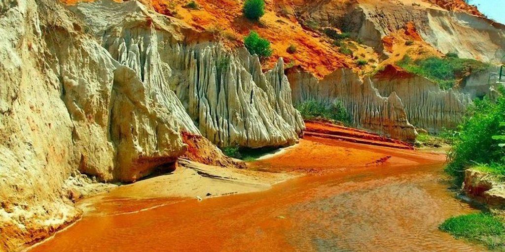 Khám phá vùng đất Mũi Né cát vàng tuyệt đẹp