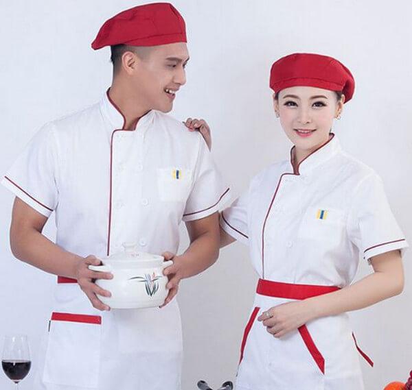 Trang phục của đầu bếp chuyên nghiệp