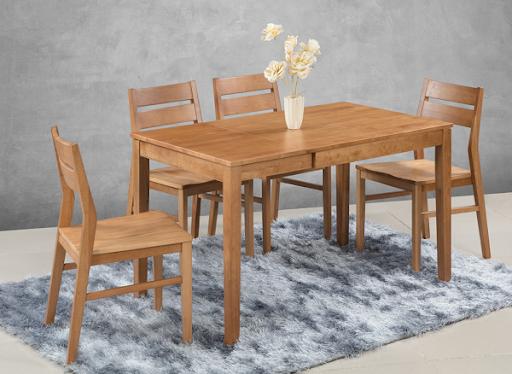 Bàn ăn gỗ giá rẻ – đồ nội thất làm cho căn bếp mọi gia đình thêm hiện đại