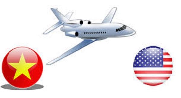 Vận chuyển qua đường hàng không – Kinh nghiệm gửi hàng đi mỹ