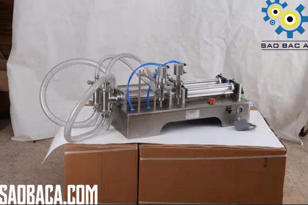 Những loại máy chiết rót nào được sử dụng nhiều nhất ?
