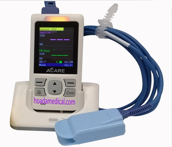 Tầm quan trọng của thiết bị máy đo spo2 trong y tế