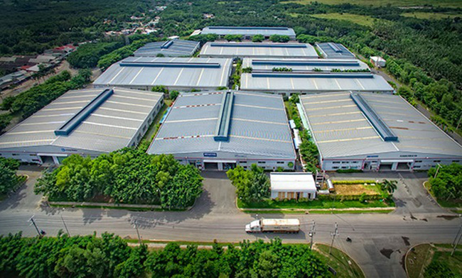 An ideal choice for any businesses – Long Hau Industrial Park