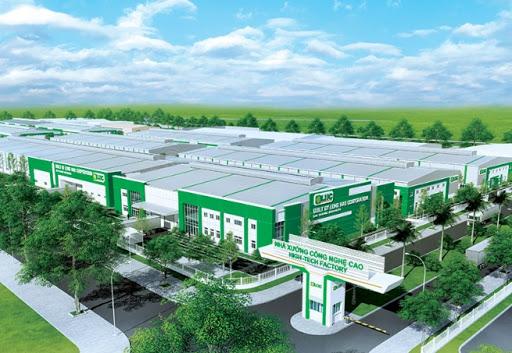 Industrial Park in Vietnam