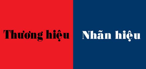 Nhãn hiệu và thương hiệu