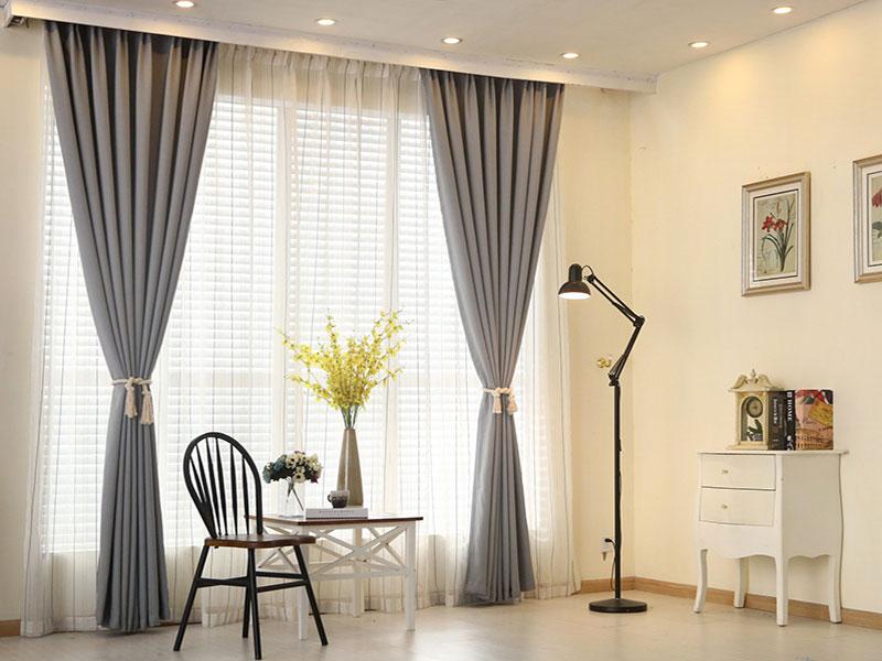 Cách chọn rèm cửa phù hợp với không gian của bạn